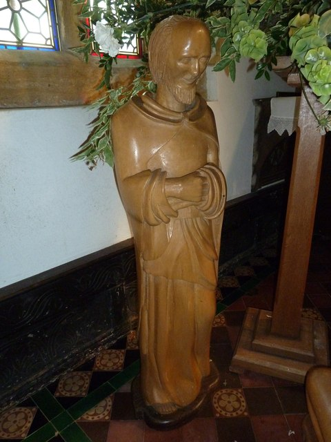 Inside Saint Mary Major, Ilchester (i)