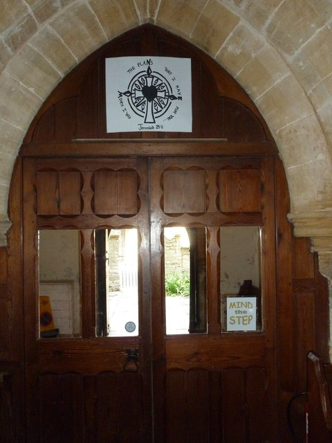 Inside Saint Mary Major, Ilchester (j)