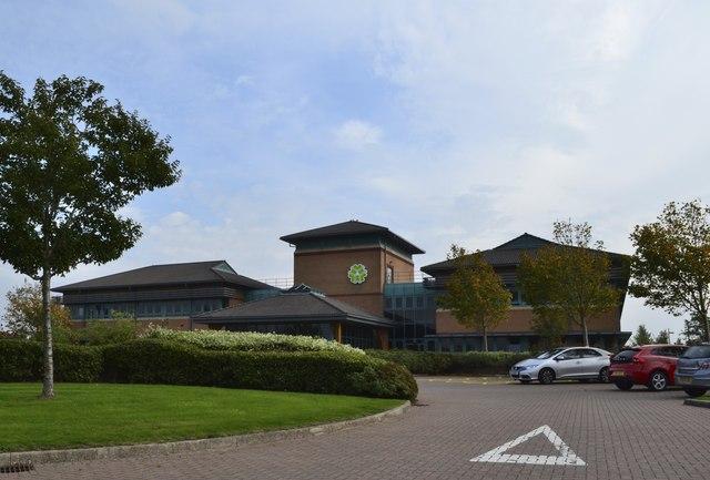 Land Registry - Fylde Office, Wrea Brook Court, Lytham Road, Warton, near Preston - 2