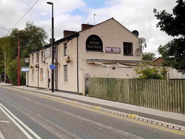 The Moss Tavern, Ashton Road
