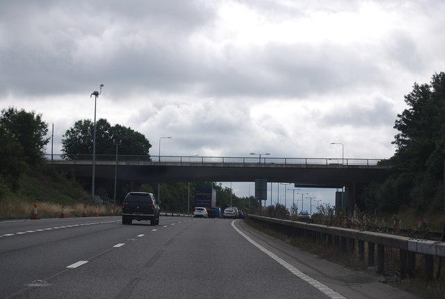 A38 Bridge, M4