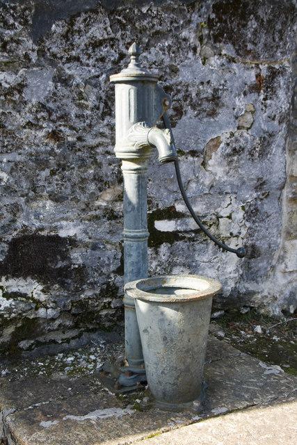 Angarrack water pump