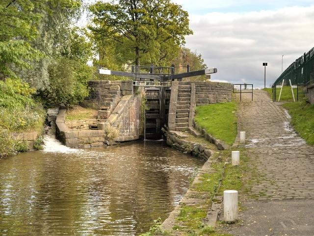 Ashton Canal, Lock 8