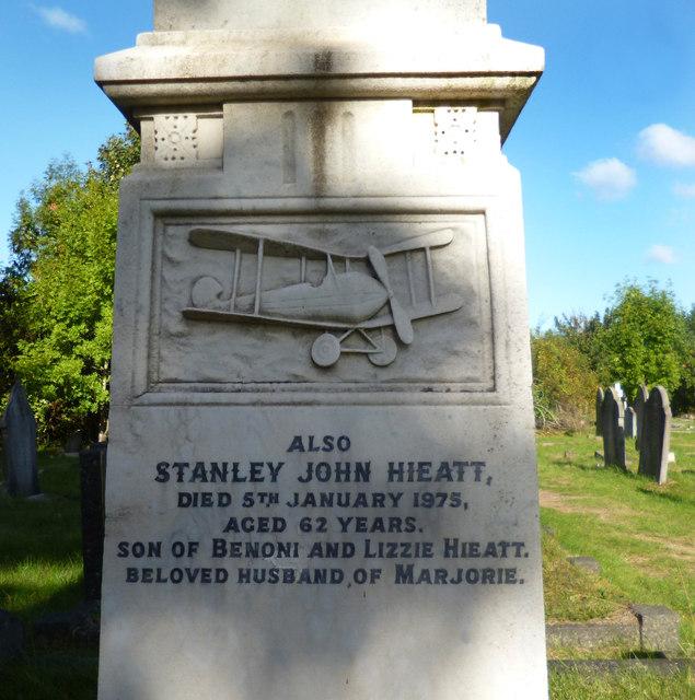 Another Hieatt Memorial