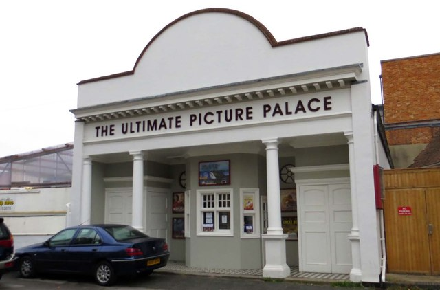 The Ultimate Picture Palace on Jeune Street