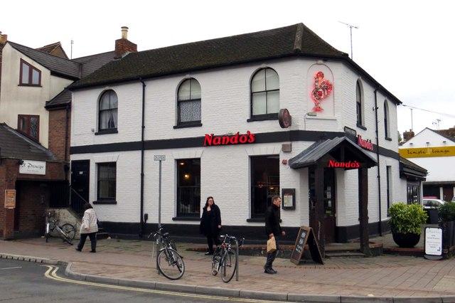 Nando's on Cowley Road