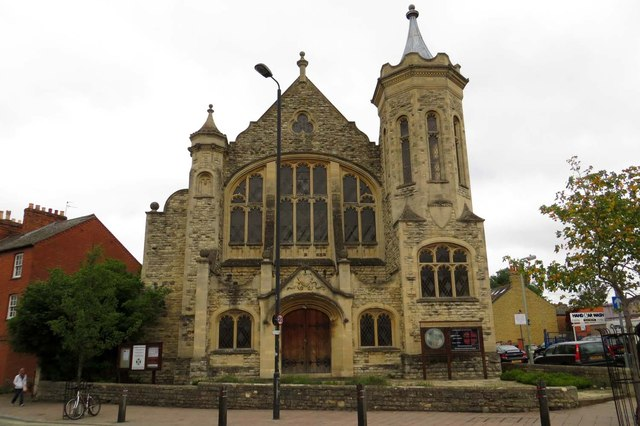 The Cowley Road Methodist Church Centre