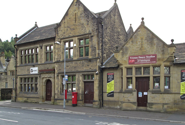 Sowerby Bridge - former post office