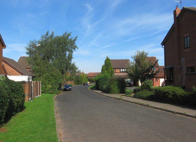 Turnstone Road, Spennells, Kidderminster