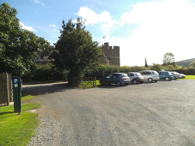 Stokesay Car Park