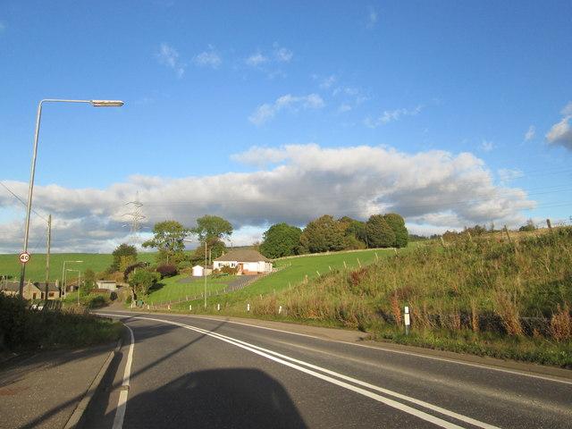 Uddington, Lanarkshire