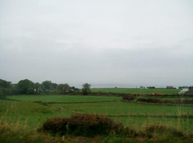 Rural settlement in Glenstaghey Lower
