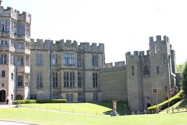 Warwick Castle 8