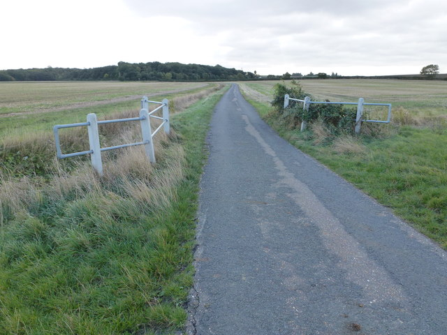 St Judith's Lane, Sawtry