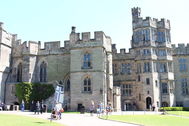 Warwick Castle  (9)