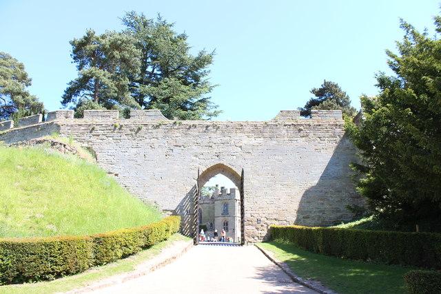 Warwick Castle  (10)
