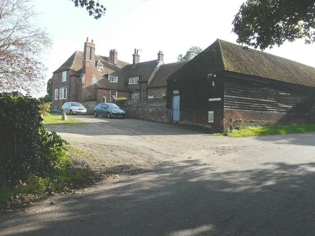 The house of Bramlingcourt Farm