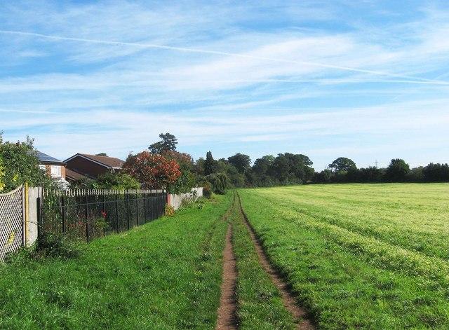 Railway Path, Spennells, Kidderminster