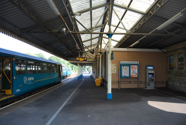 Tenby Station