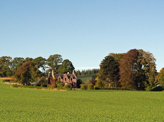 Balnakyle Farmhouse