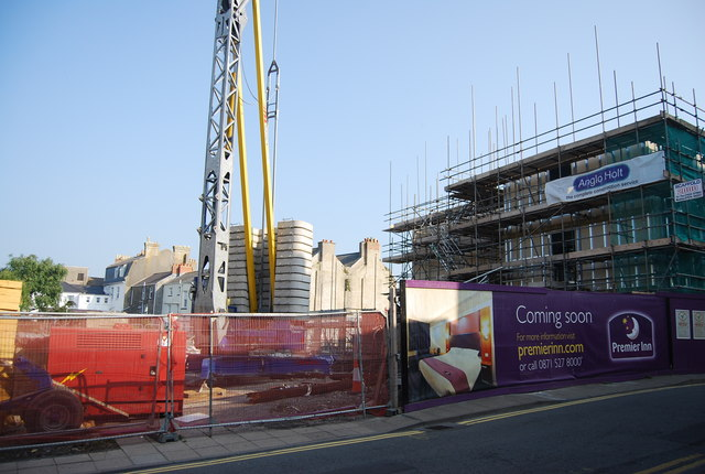 Soon to be a Premier Inn