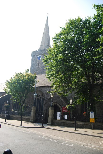 Church of St Mary in Liberty