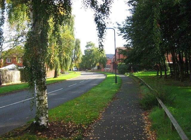 Captain's Pool Road, Spennells, Kidderminster
