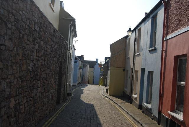 Cresswell St