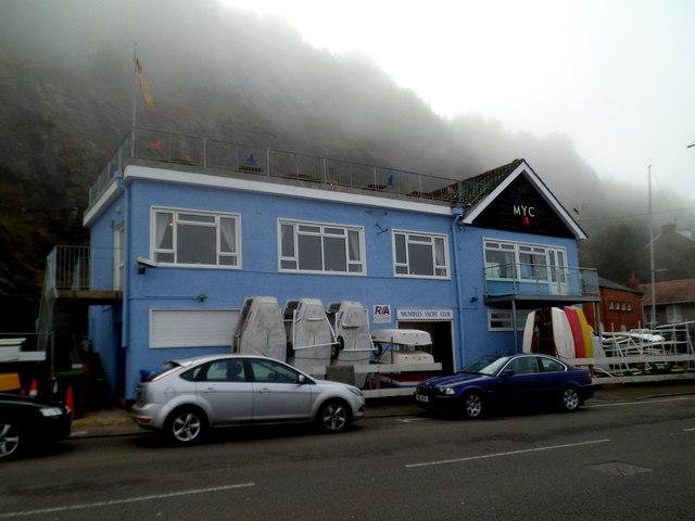 Mumbles Yacht Club, Swansea