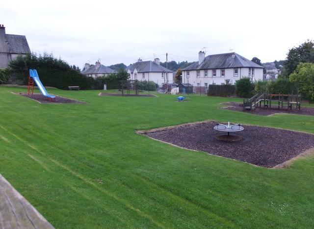 Play area, George Street