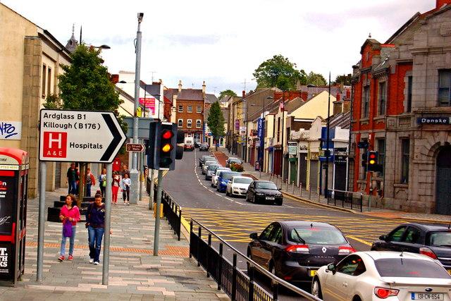A25 road (Ireland)