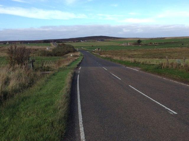 A99 near Freswick
