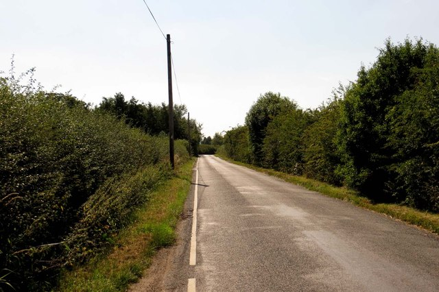 Hithercroft Road to South Moreton