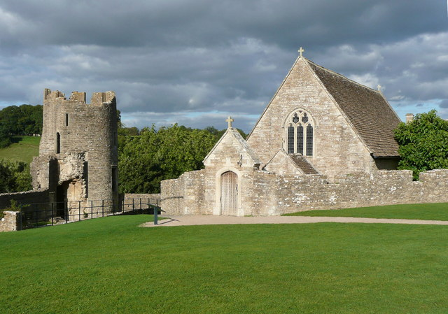 The chapel, Farleigh Hungerford Castle
