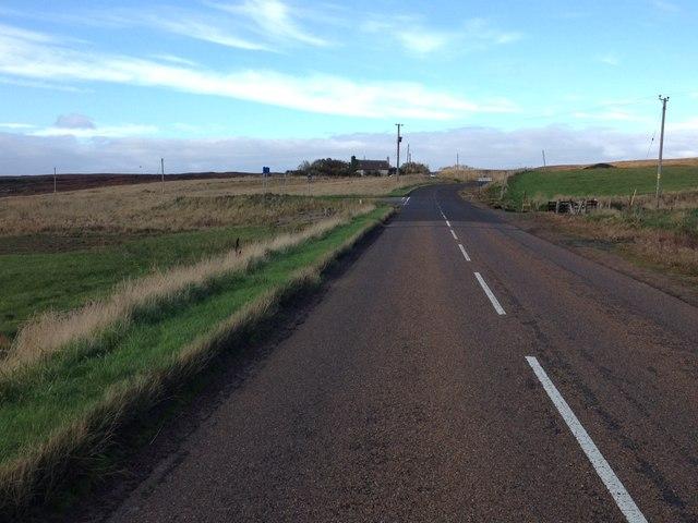 A99 near Tofts
