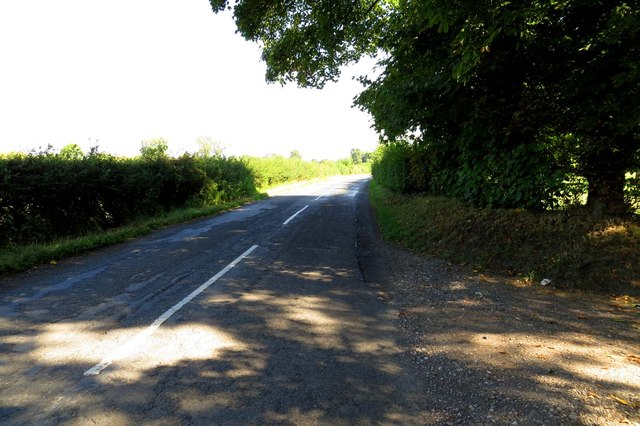 Hithercroft Road to Wallingford