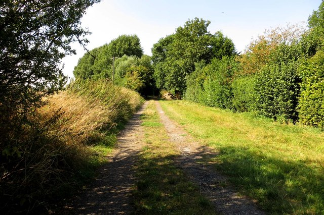 Bridleway to East Hagbourne