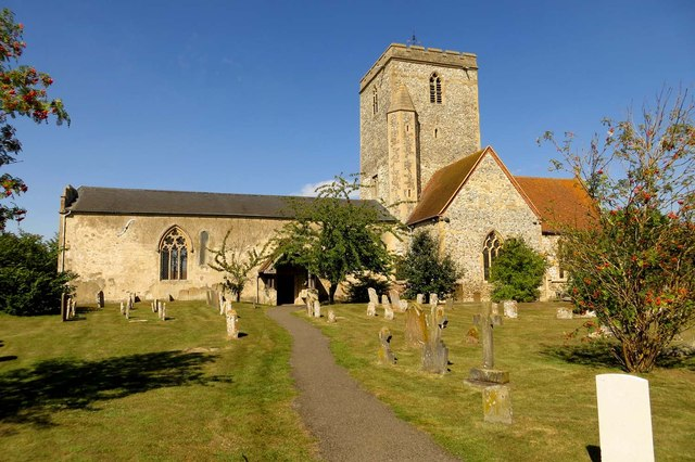 St Mary's Church in Cholsey