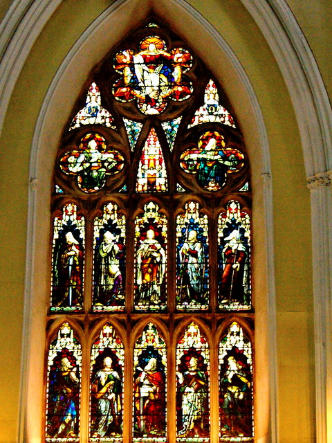 Downpatrick Down Cathedral Interior 169 Joseph