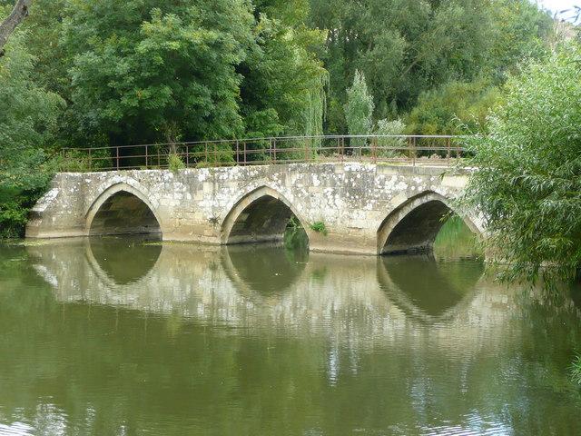 Barton Bridge, Bradford-on-Avon