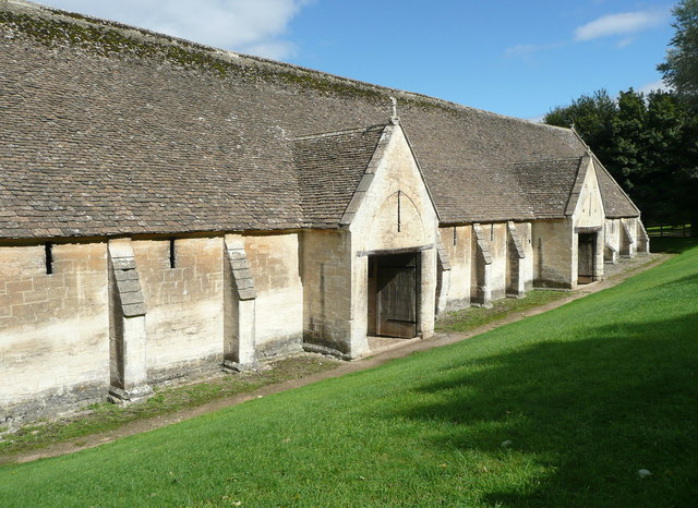 Tithe barn, Barton grange