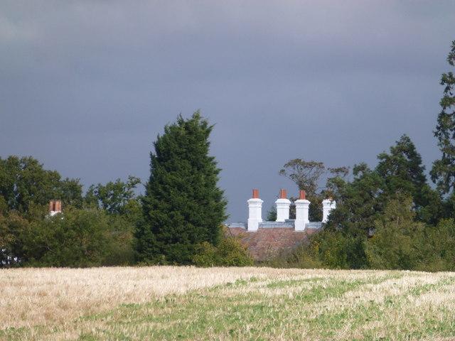 Whitehall chimneys