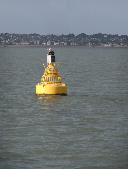 The Leigh Deposit marker-buoy