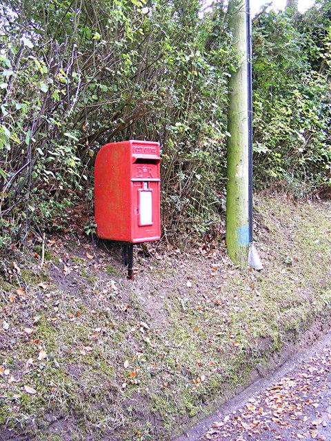 The Grange Pigeons Lane Postbox