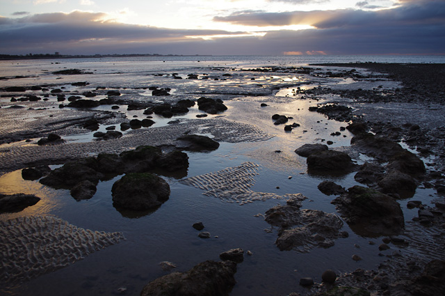 Foreshore at Hest Bank