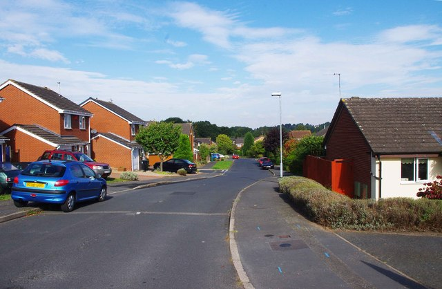 Avocet Drive, Spennells, Kidderminster