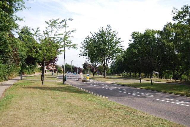 St Paul's Wood Hill