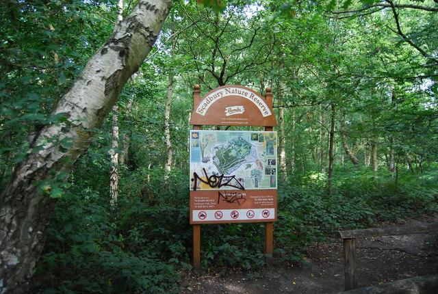 Scadbury Nature Reserve