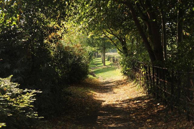 Alderman's Walk