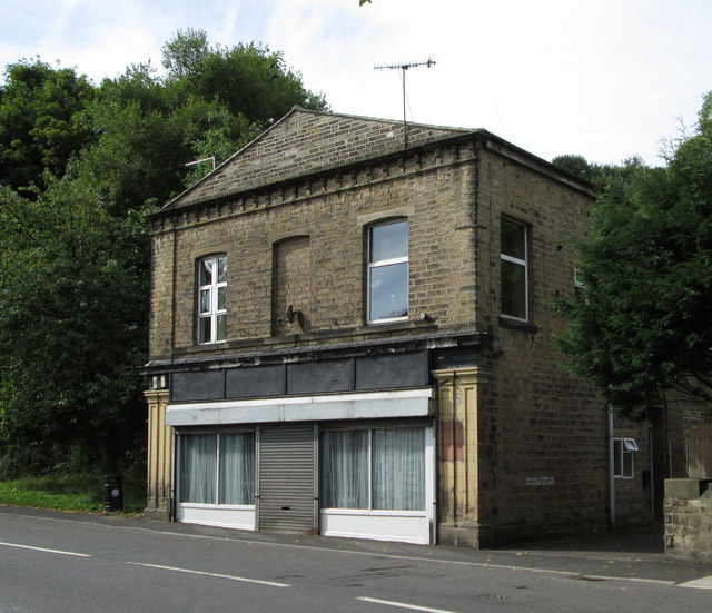 Triangle - former store on Rochdale Road